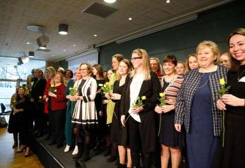 af64fe89 Her er Norges 50 beste teknologi-kvinner: - Synes det er veldig stas, sier  en av vinnerne   Kampanje