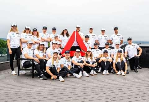 65ae834f Reebok sikrer seg alpinlandslaget   Kampanje