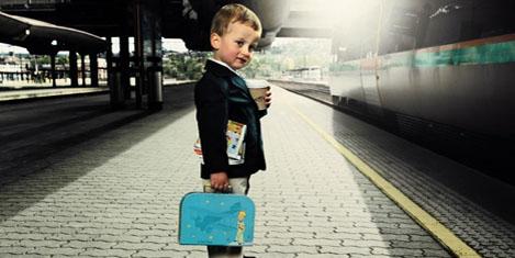 Ny reklame-kamp om Flytoget   Kampanje