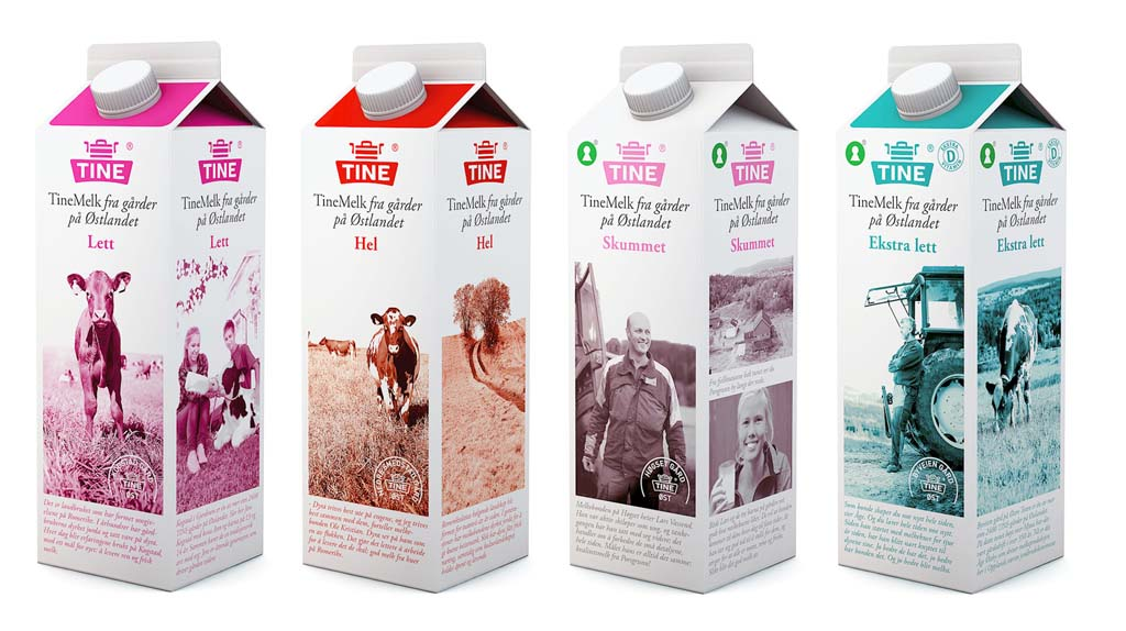 Bilderesultat for tine melk