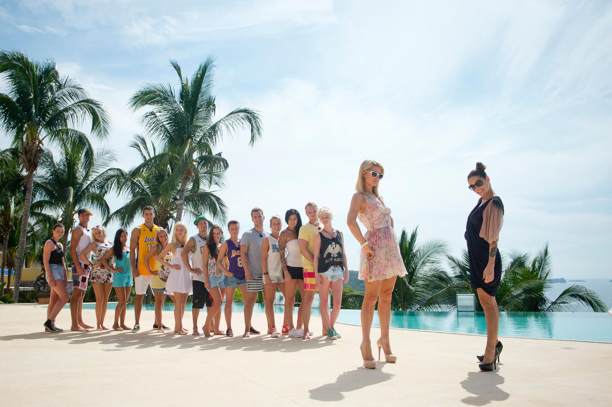 chatroulette norge jenter paradise hotel deltakere 2018