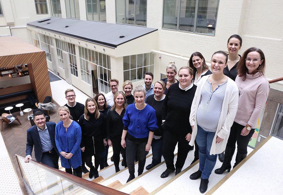 Nye Ikea-oppdrag p? trappene: Mediacom-sjef St?le Gjerset (til ...