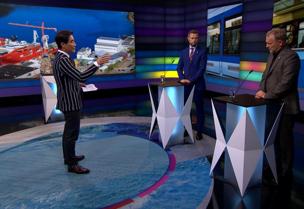Nrk Forsvarer Solvang Etter Koronakrangel Var Jobb A Stille Kritiske Sporsmal Kampanje