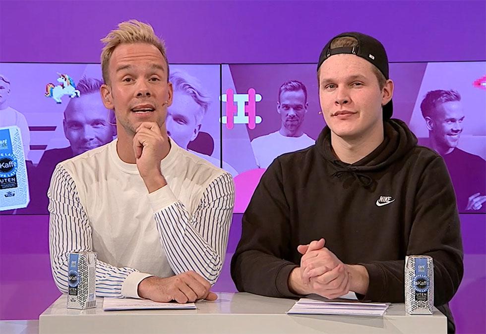 Vegard Harm Og Morten Hegseth